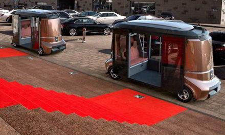Fabrican autobus que no necesita conductor