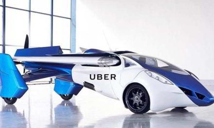 Uber y Nasa: ¿Taxis voladores?