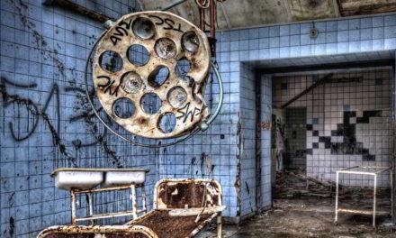 50 lugares sorprendentes y abandonados que no creerás que existen